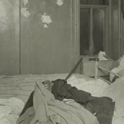 Bedroom, Tenement