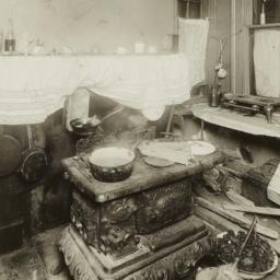 Tenement Home Kitchens