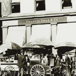 Pushcarts on Broad Street