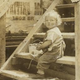 Child with Cement