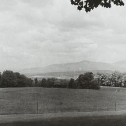 Countryside near Ward Manor