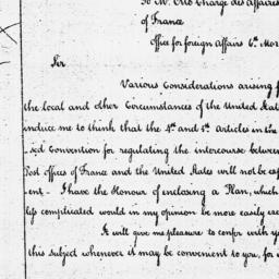 Document, 1786 March 06