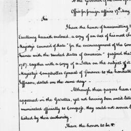 Document, 1788 May 17
