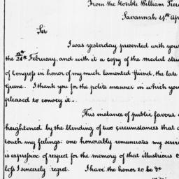 Document, 1788 April 14