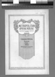 1 April 1922,cover