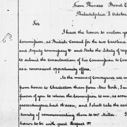 Document, 1787 October 02
