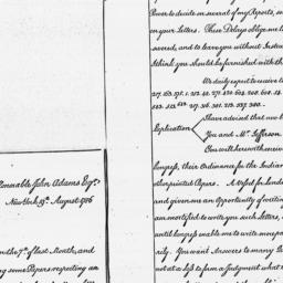 Document, 1786 August 19