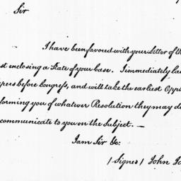 Document, 1785 September 16