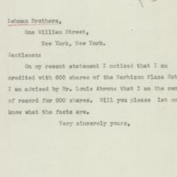 Letter: 1943 June 23