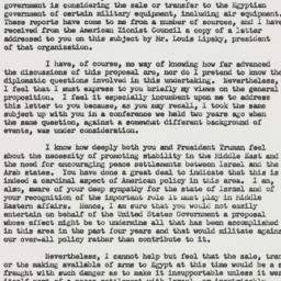 Letter: 1953 January 8