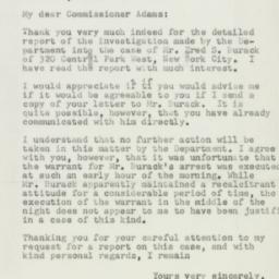 Letter : 1955 January 15