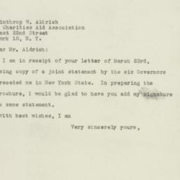 Letter: 1948 March 27