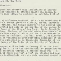 Letter: 1947 September 19