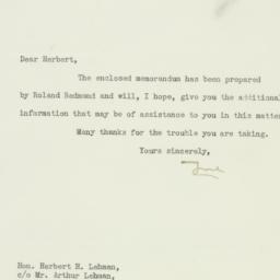 Letter: 1934 September 17