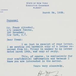 Letter: 1936 March 24