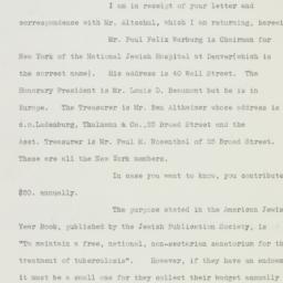 Letter: 1937 December 2