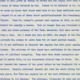 Speech: 1939 June 6