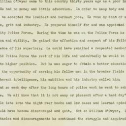 Press Release: 1941 October 27