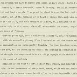 Press Release: 1954 Decembe...