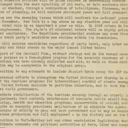 Manuscript: 1948 April 3