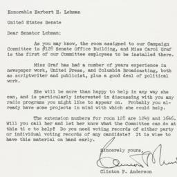 Letter : 1950 April 20