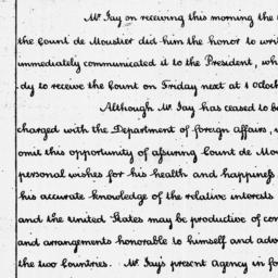 Document, 1789 October 07