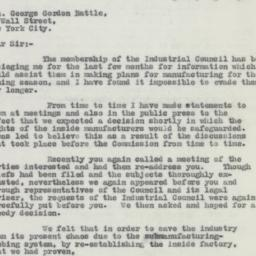 Letter: 1926 April 13
