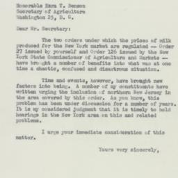 Letter : 1955 May 18
