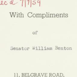 Note: 1959 July 7