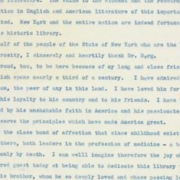 Speech: 1940 October 11