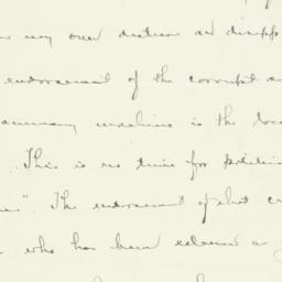 Letter : 1937 October 18