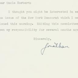 Letter : 1948 March 10