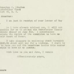 Letter : 1948 May 14