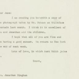 Letter : 1948 September 6