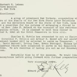 Letter : 1942 September 15