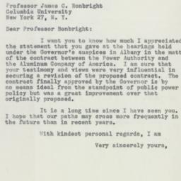 Letter : 1955 July 25