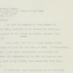 Letter : 1947 December 30