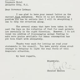 Letter : 1946 April 25