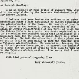 Letter: 1947 January 14