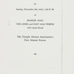 Speech: 1936 December 6