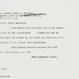 Letter : 1938 January 8