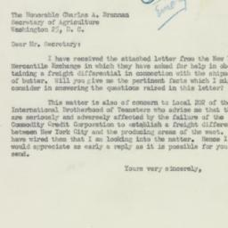 Letter : 1950 March 10