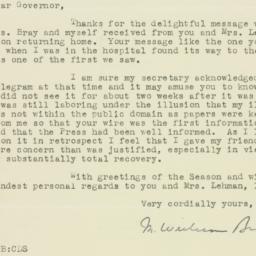 Letter : 1948 December 23