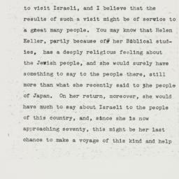Letter : 1949 September 21