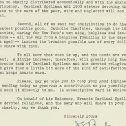 Letter : 1948 March 6