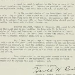 Letter : 1936 June 13