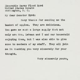 Letter : 1951 January 29