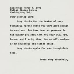 Letter : 1953 January 27