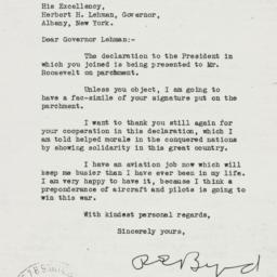 Letter : 1942 February 20