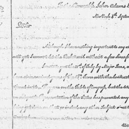 Document, 1787 September 04